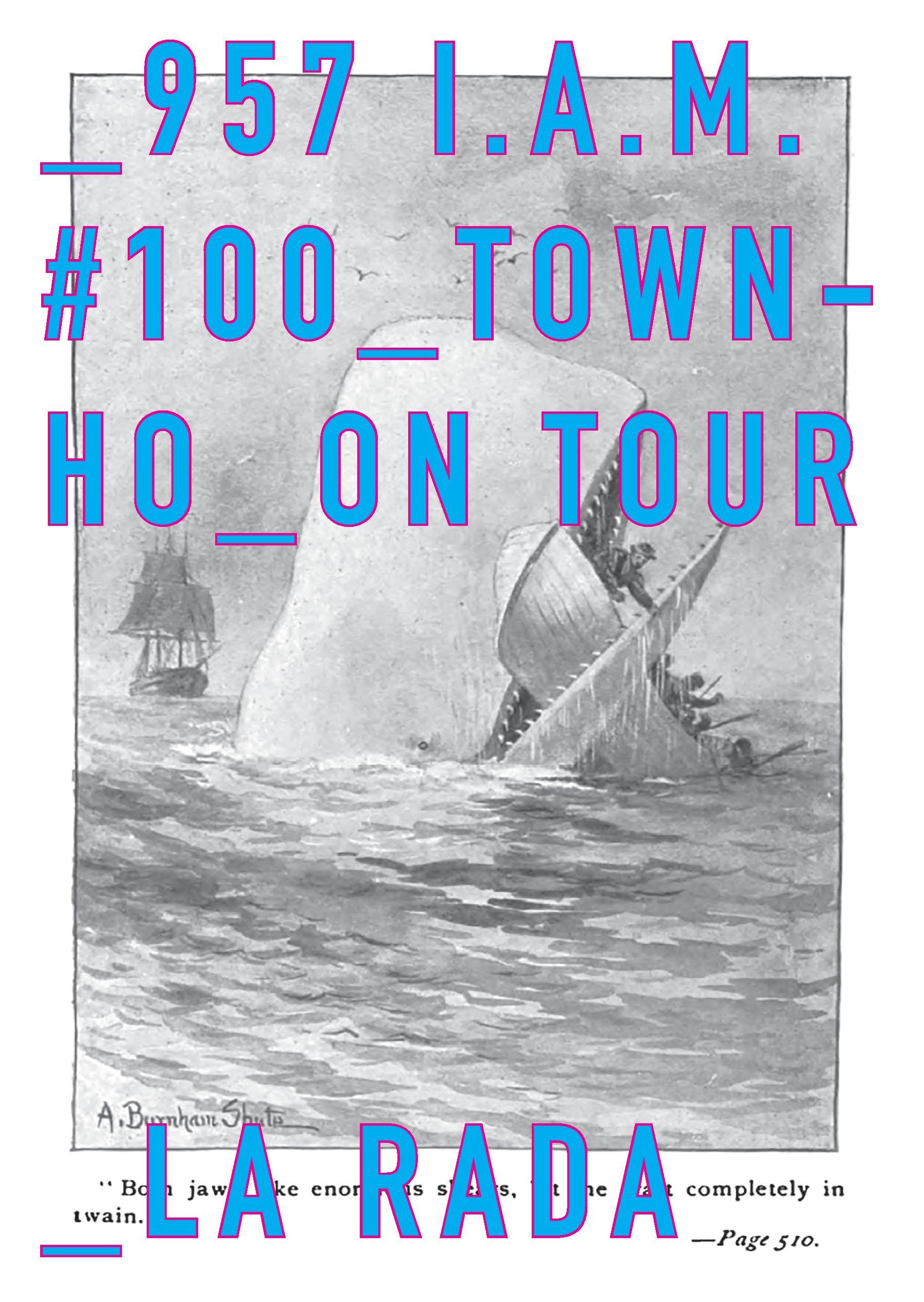 26.06.20 – 04.07.20 | _957 I.A.M. #100 TOWN-HO